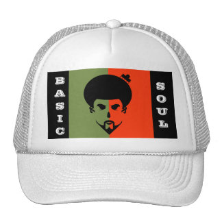BASIC SOUL Trucker Hat