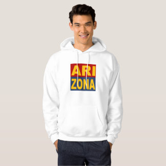 BASIC SWEAT WITH HOOD ARIZONA HOODIE