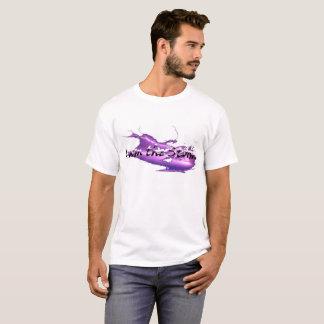 Basic T-shirt for man Storm design