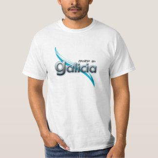 "Basic t-shirt Galicia made in ""Galicia"" carves L"