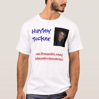 Basic T-Shirt (hayleymtuckermusic)