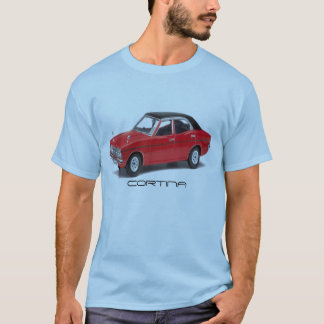 Basic T-Shirt mk3 cortina by highsaltire