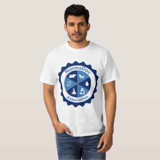 Basic tee-shirt - Man & Woman - NormaDoc Logo T-Shirt
