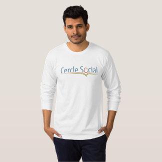Basic White Sweatshirt CS