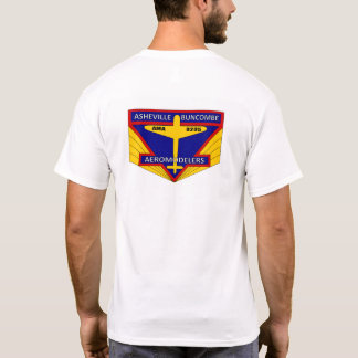 Basic White Tee, ABA T-Shirt