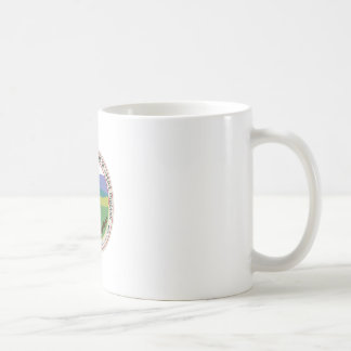 Basic White Whitetop Seal Mug