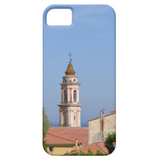 Basilica at Menton in France iPhone 5 Covers