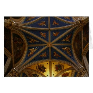 Basilica Ceiling - Angels 1 Card