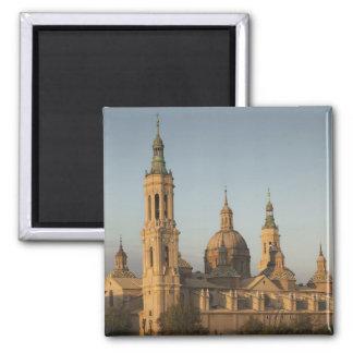 Basilica de Nuestra Senora de Pilar, Ebro River Magnet