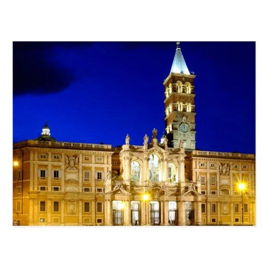 Basilica di Santa Maria Maggiore Postcard