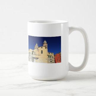 Basilica in Camogli Coffee Mug
