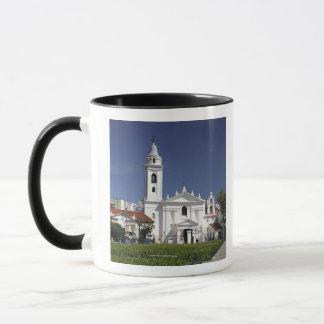 Basilica Nuestra Senora del Pilar in Recoleta 2 Mug