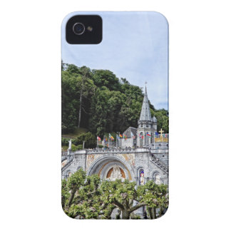 BasilicaWithTrees iPhone 4 Cases