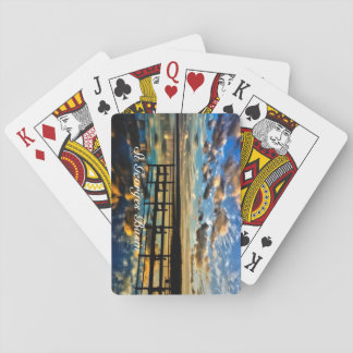 Basin Beauty Playing Cards
