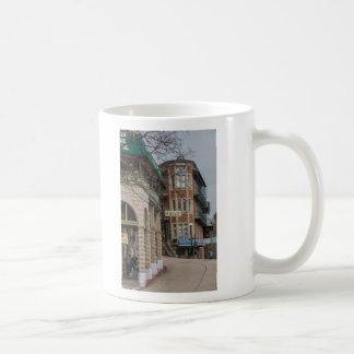 Basin Park And Flatiron Flats Coffee Mug