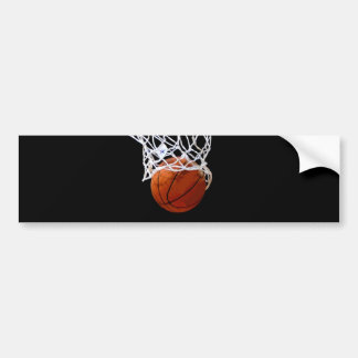 Basket-ball Autocollant De Voiture