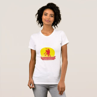 Basket Ball Championship T-Shirt