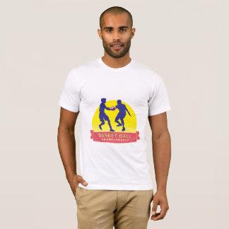 Basket Ball Championship T-Shirt