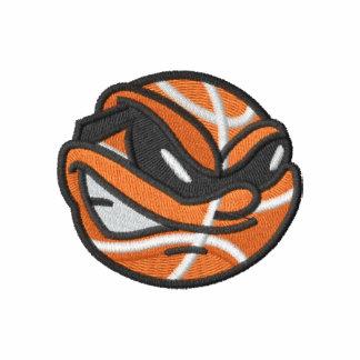 Basket-ball frais aux nuances