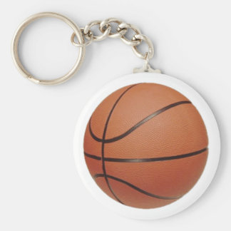 Basket-ball Keychain Porte-clé Rond