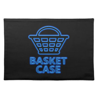 Basket case. placemat