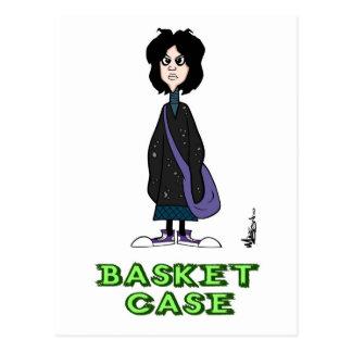 Basket Case Postcard