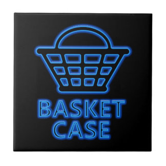 Basket case. tile