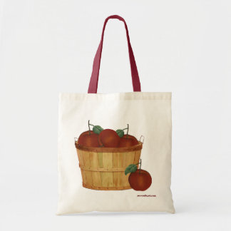 Basket Of Apples Bag