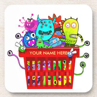 Basket of Deplorables, Adorable Deplorable Beverage Coaster