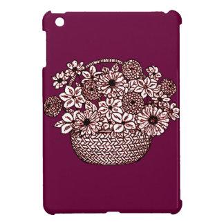 Basket of Flowers iPad Mini Cases