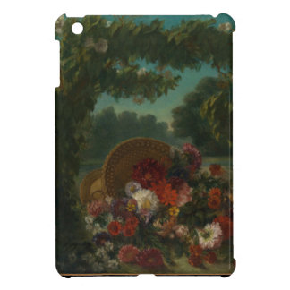 Basket of Flowers iPad Mini Covers