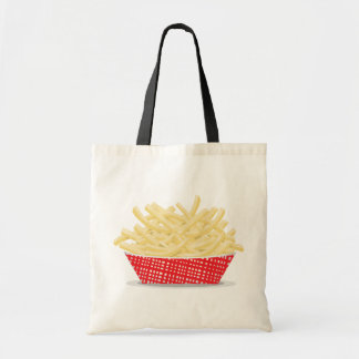 Basket Of French Fries Tote Bag
