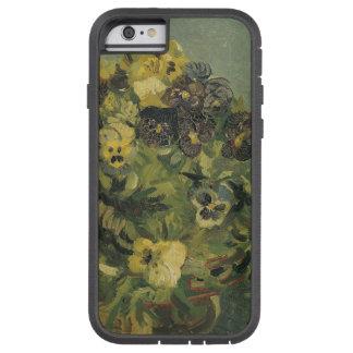 Basket of pansies tough xtreme iPhone 6 case