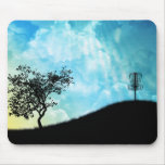 Basket On A Hill #2 Mouse Pad