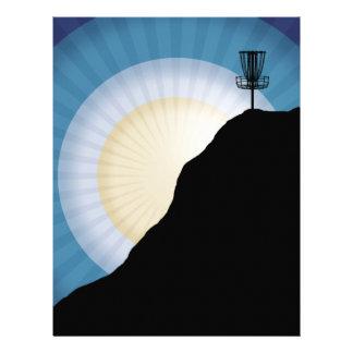 Basket On A Mountain Letterhead