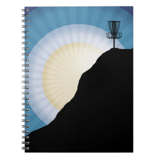 Basket On A Mountain Notebooks