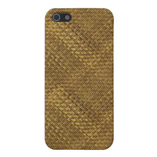 Basket Weave  iPhone 5/5S Case