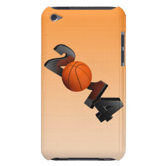Basketball 2014 iPod touch case