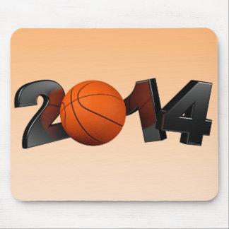 Basketball 2014 mouse pad