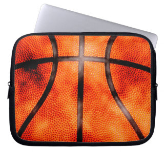Basketball All Day Grunge Style Laptop Computer Sleeves
