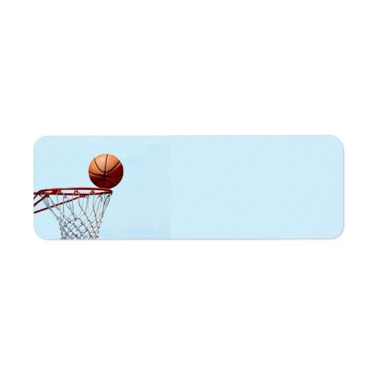Basketball anticipation