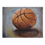 Basketball anyone? postcard