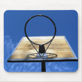 Basketball Backboard Mouse Pad