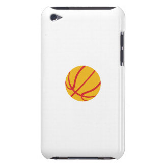 Basketball Ball Isolated Retro iPod Case-Mate Case