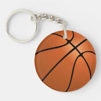 Basketball (ball) keychain