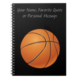 Basketball Ball, Team Sport Notebooks