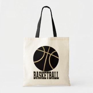 Basketball Budget Tote