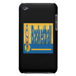 Basketball iPod Case-Mate Cases