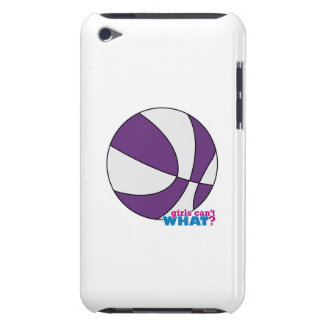 Basketball Barely There iPod Case