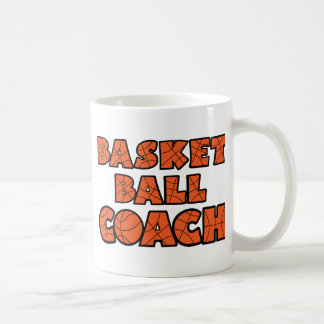 Basketball Coach Coffee Mug